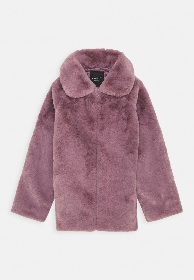 Name it - NKFMAMY JACKET - Winter jacket - wistful mauve