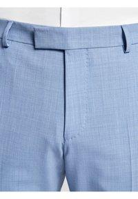 JOOP! - BLAYR - Suit trousers - hellblau meliert - 9