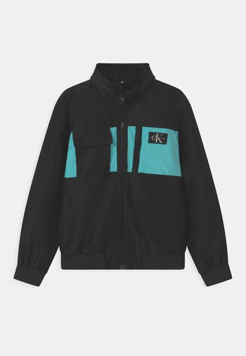 MONOGRAM - Light jacket - black