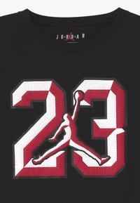 Jordan - 23 CHISELED - Long sleeved top - black - 2