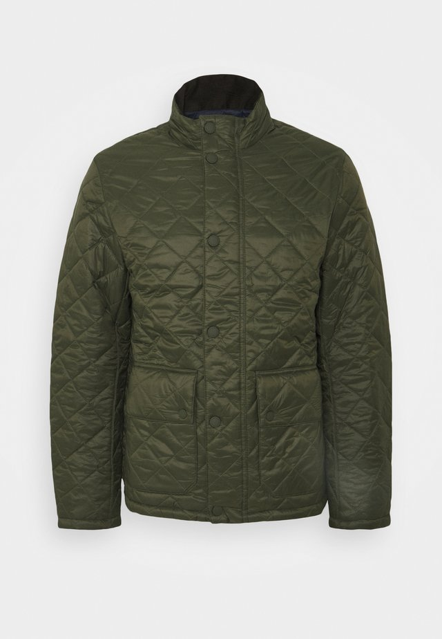 TALLOW QUILT - Light jacket - olive
