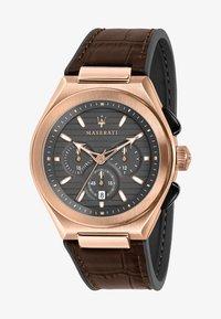 Maserati - TRICONIC  - Chronograph watch - roségold - 0