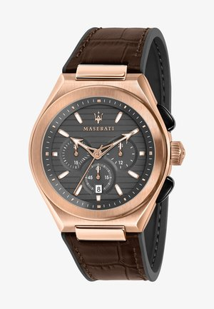 TRICONIC  - Chronograph watch - roségold