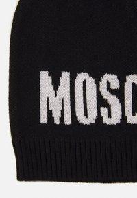 MOSCHINO - HAT UNISEX - Beanie - black - 3
