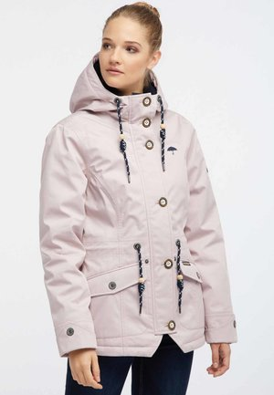 Parka - light pink