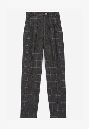 PRINCE-DE-GALLES - Trousers - ocre