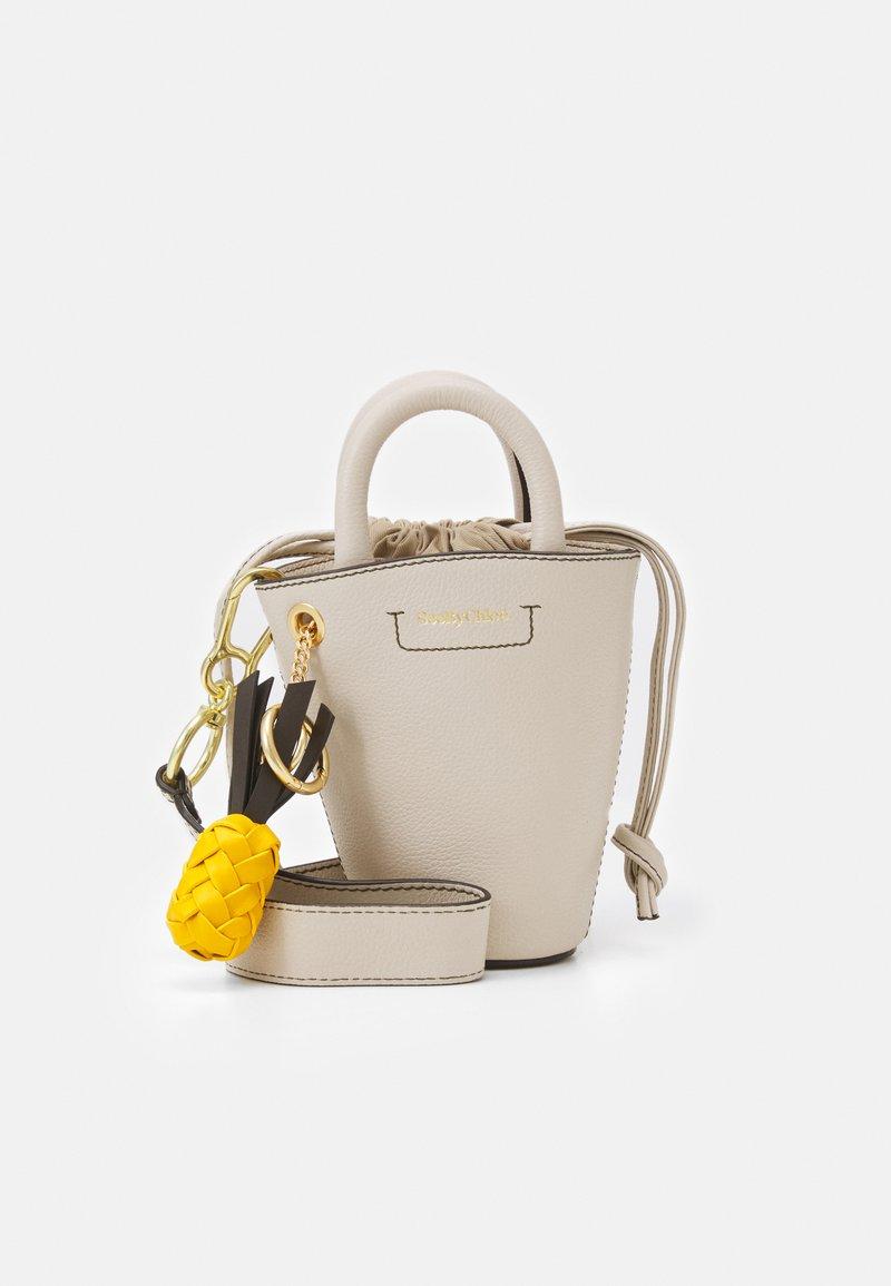 See by Chloé - SHOULDER BAGS - Kabelka - cement beige