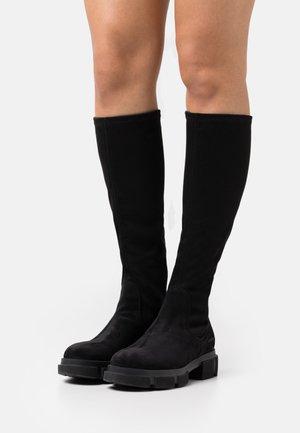 CPH556  - Platform boots - black