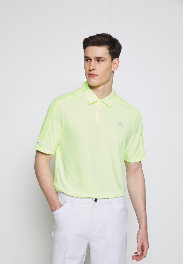 SPORT AERO - Funkční triko - white/syello