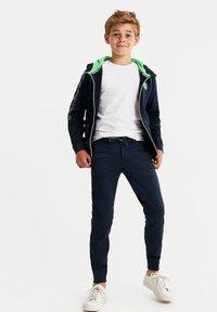 WE Fashion - Trainingsbroek - dark blue - 0