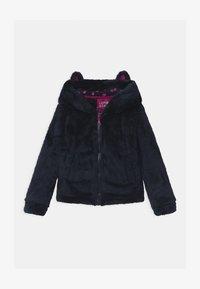 Lemon Beret - GIRLS  - Fleece jacket - navy blazer - 0