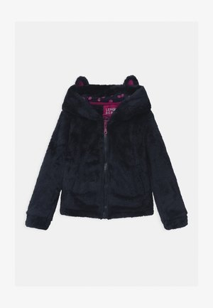 GIRLS  - Fleece jacket - navy blazer