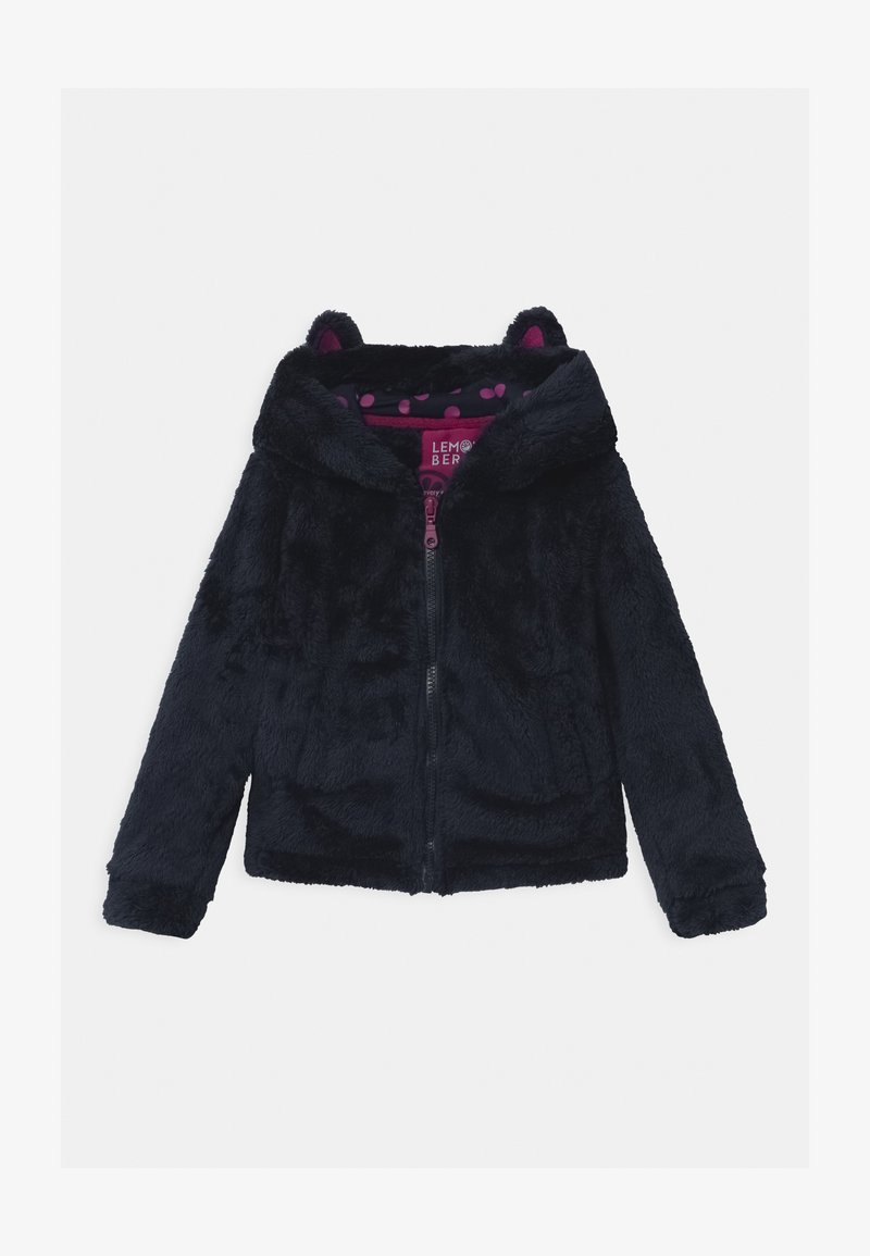 Lemon Beret - GIRLS  - Fleece jacket - navy blazer