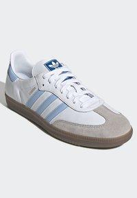 adidas Originals - SAMBA OG SHOES - Sneakers - white - 3