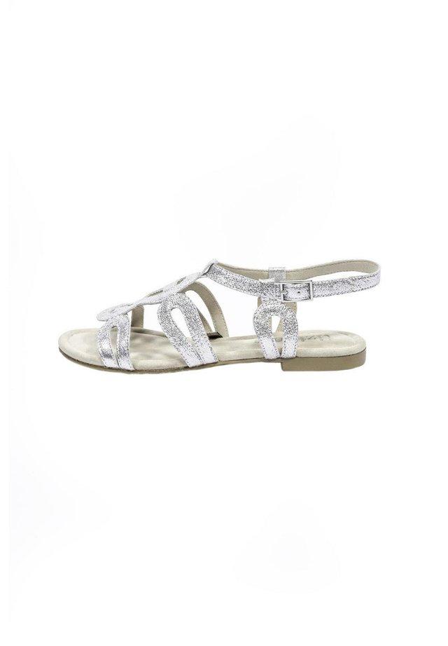 MYSTIQUE 01 - Sandals - silber