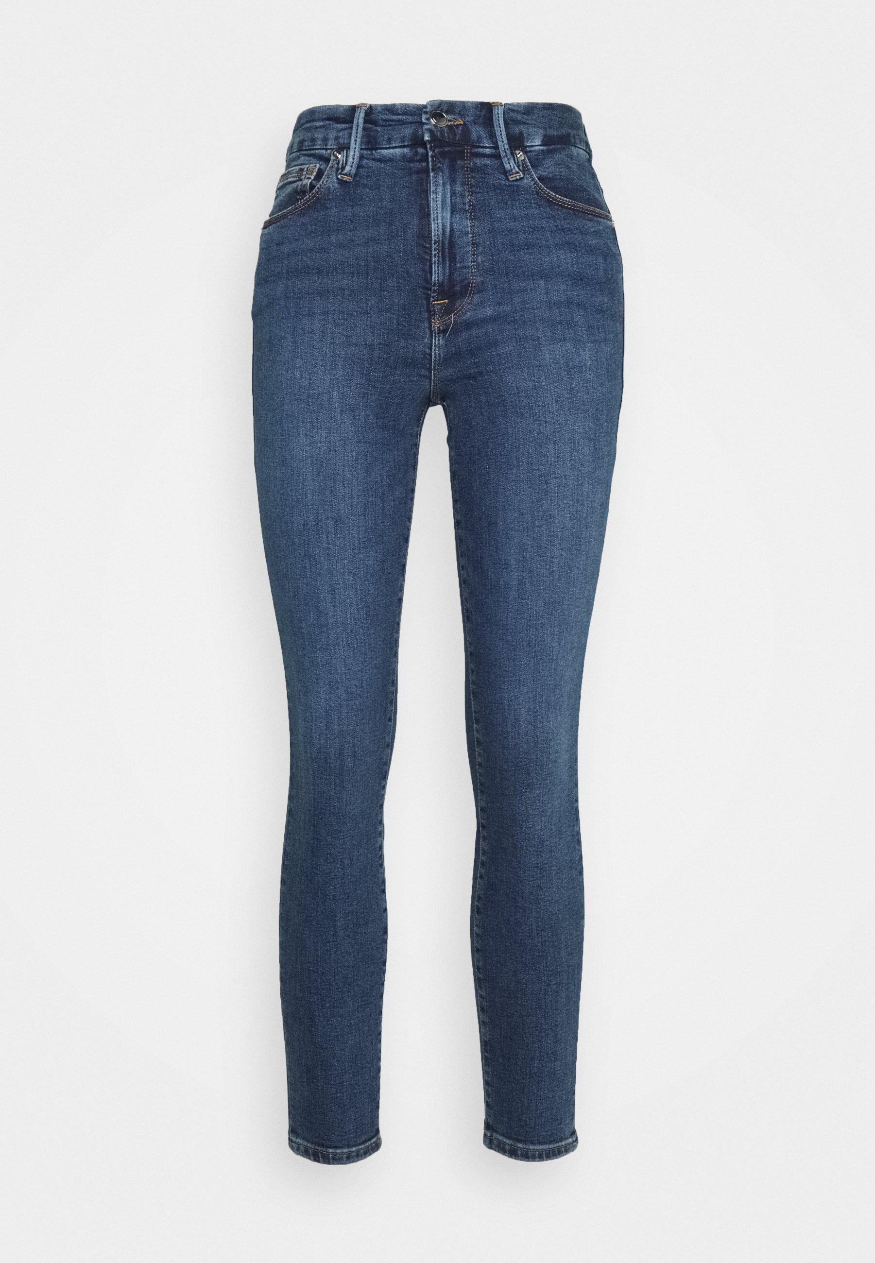 Femme GOOD LEGS CROP EXTREME  - Jeans Skinny
