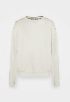 NECK DETAIL - Sweatshirt - cream