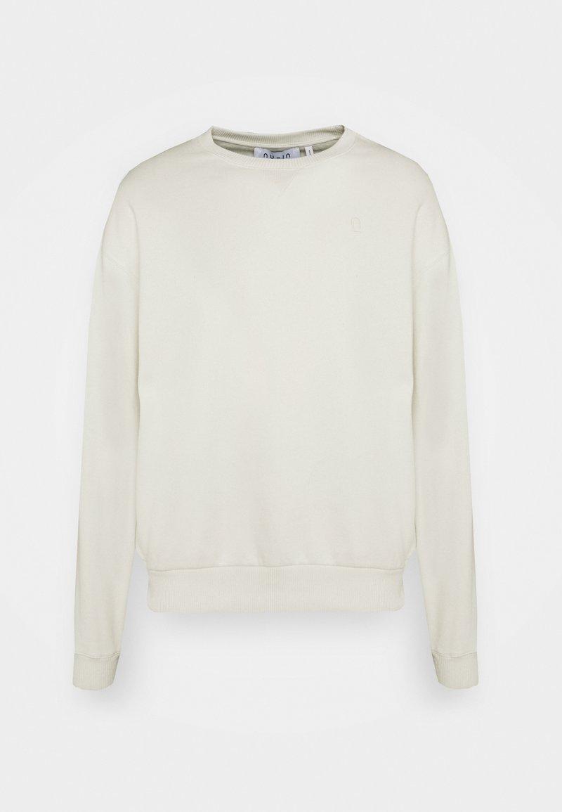NU-IN - NECK DETAIL - Sweatshirt - cream