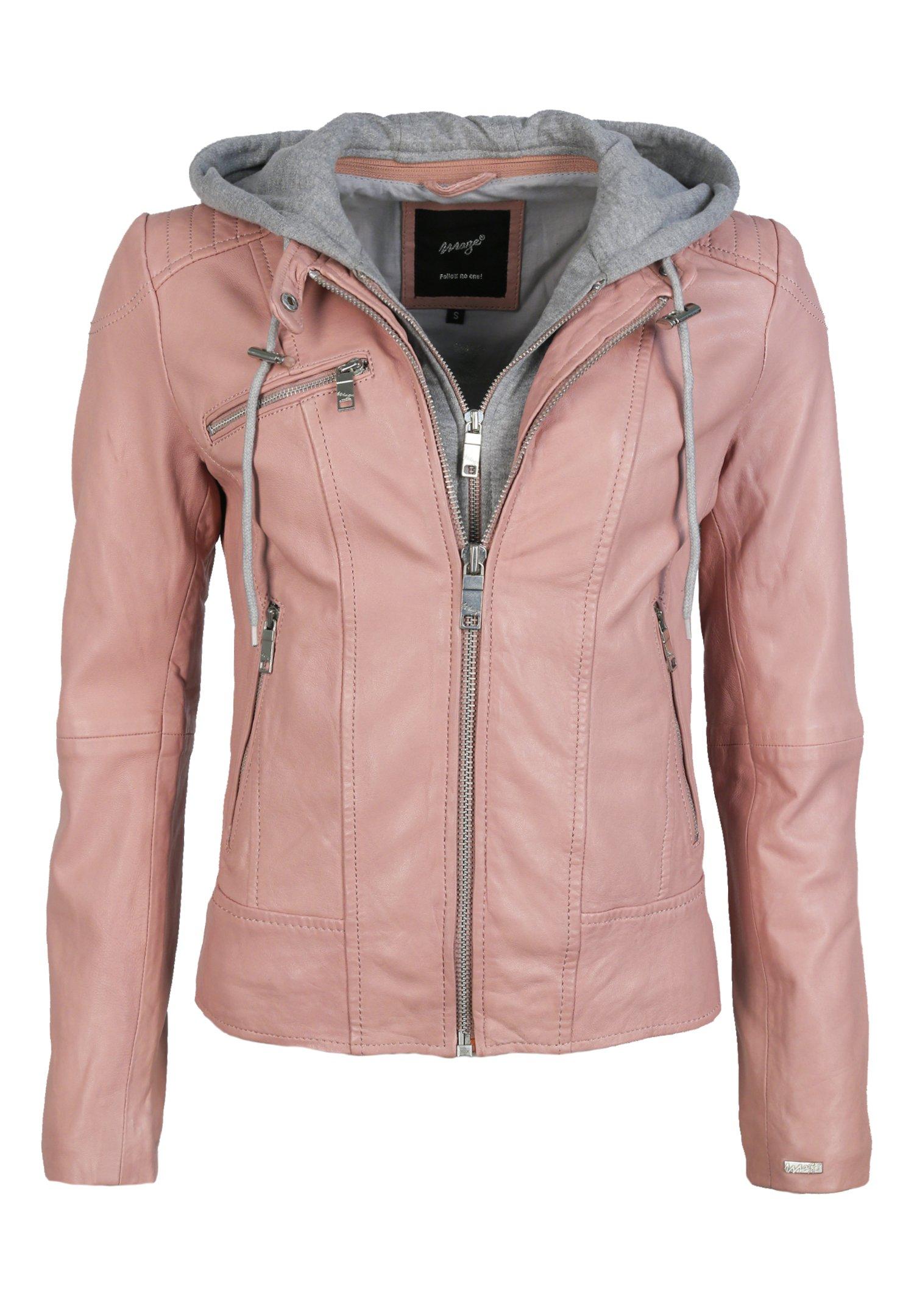 Roze Leren jassen dames online kopen | Gratis verzending