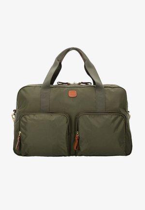 X-TRAVEL  - Weekend bag - olivgruen