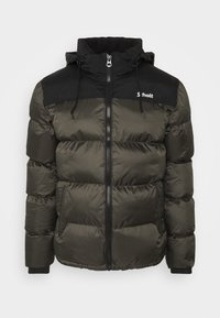 Schott - UTAH UNISEX - Winter jacket - khaki - 0