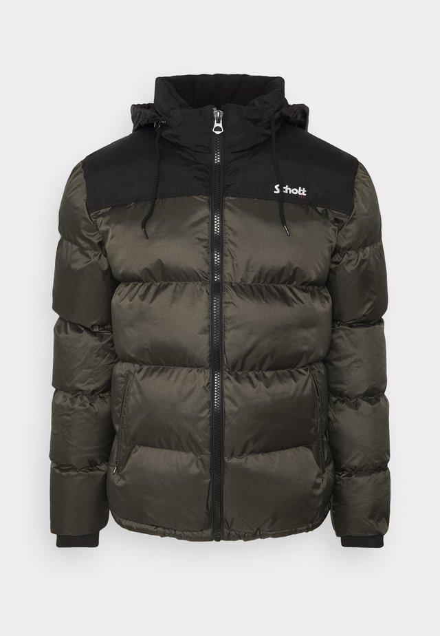 UTAH UNISEX - Winter jacket - khaki