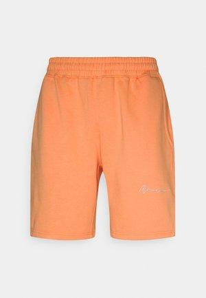 ESSENTIAL UNISEX  - Shorts - peach