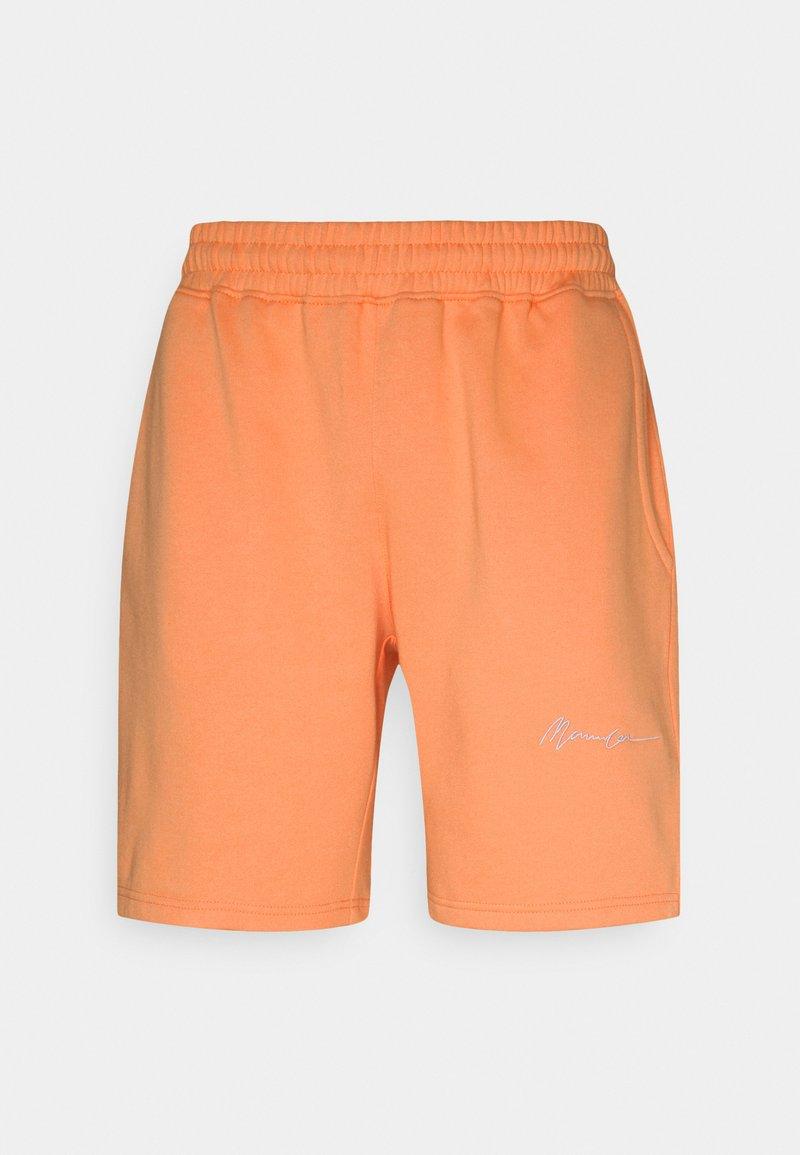 Mennace - ESSENTIAL UNISEX  - Shorts - peach