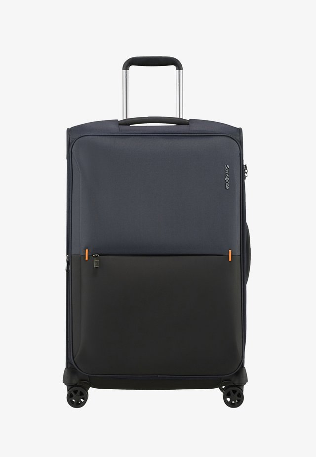 RYTHUM  - Wheeled suitcase - blue