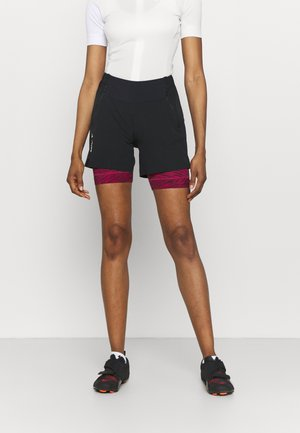 SHORTY SHORTS - Sports shorts - black