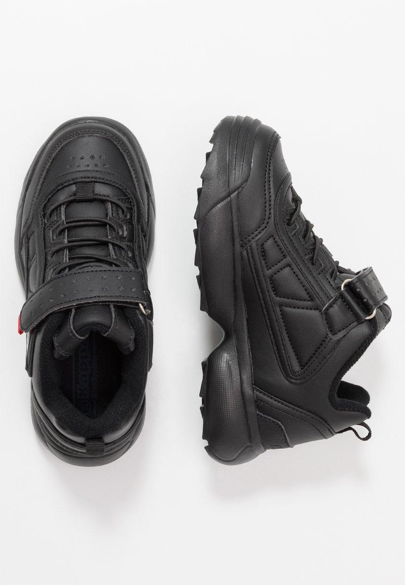 Kappa - RAVE - Chaussures d'entraînement et de fitness - black