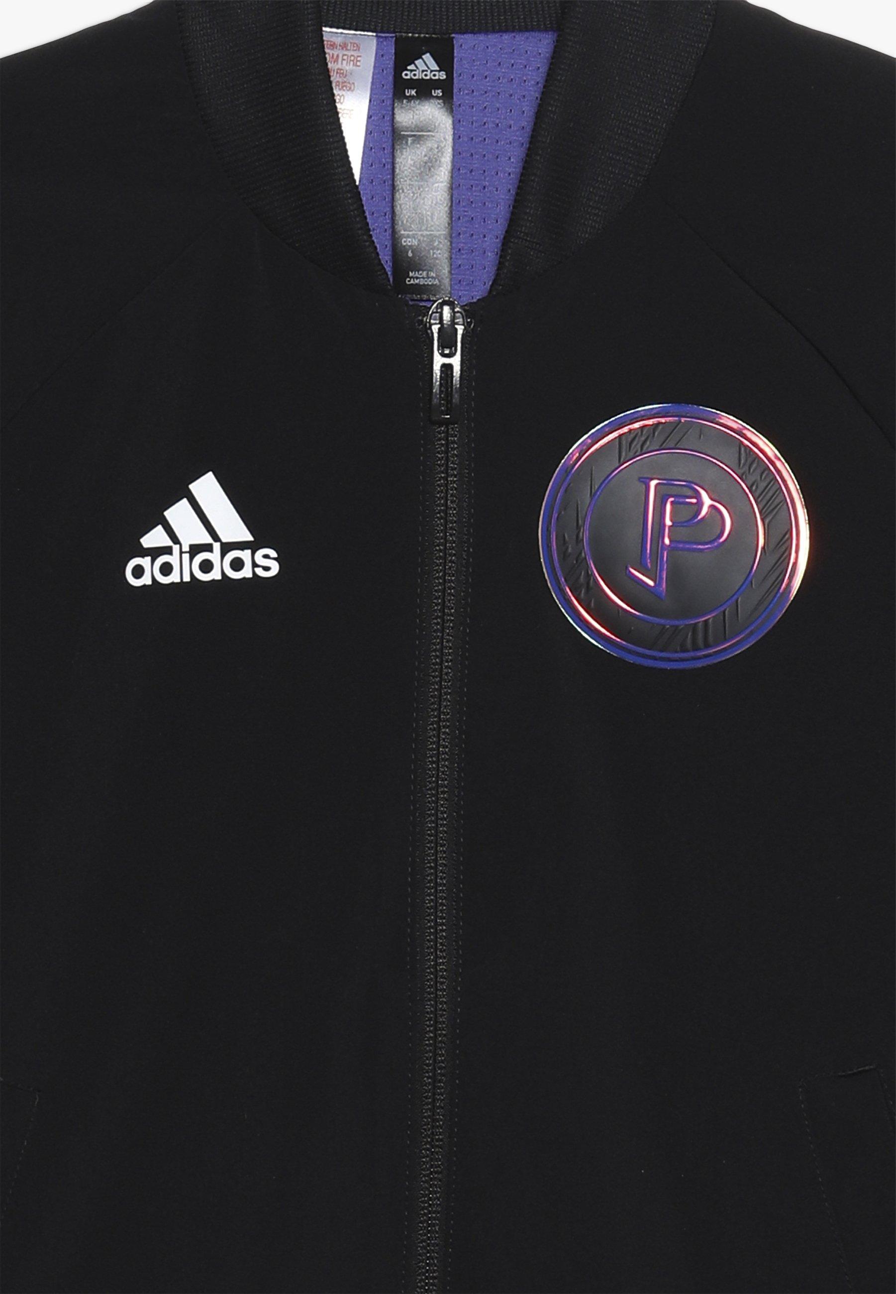adidas Paul Pogba Trainingsjacke Schwarz