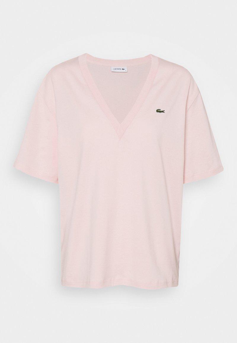 Lacoste - T-shirt basique - nidus