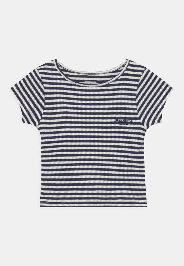 INMA - T-Shirt print - light blue