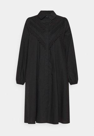 YASHANA DRESS  - Shirt dress - black