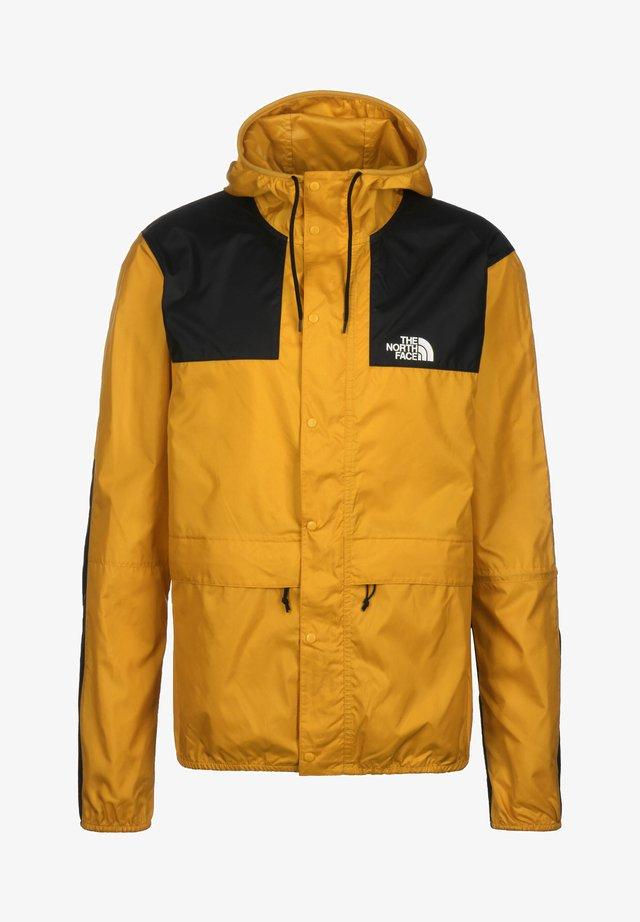 Waterproof jacket - summit gold