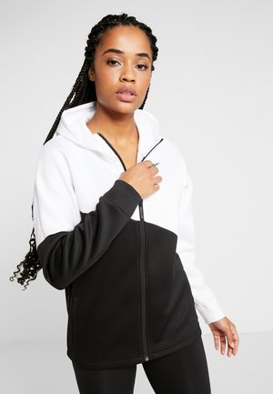 TRACKSUIT - Trainingsanzug - white/black
