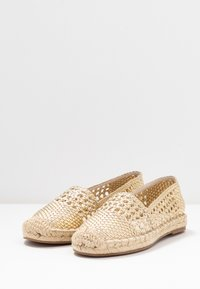 Cosmoparis - HALINE - Espadrilky - or - 4