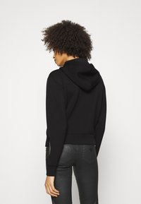 Guess - AKILAH ZIPPED  - veste en sweat zippée - jet black - 2