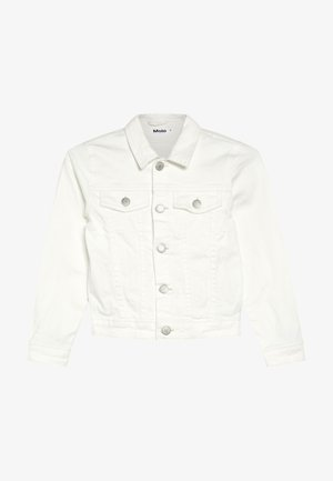 HEIDI - Denim jacket - white star
