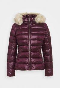 LIBBY - Winter jacket - muscat