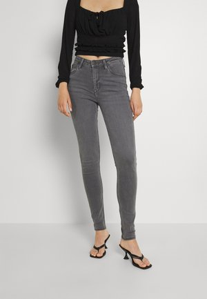 SCARLETT HIGH - Jeans Skinny Fit - grey holly