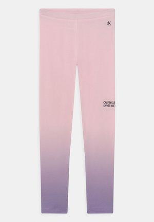 GRADIENT LOGO  - Leggings - pink gradient