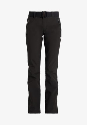 JOENTAUS - Snow pants - black