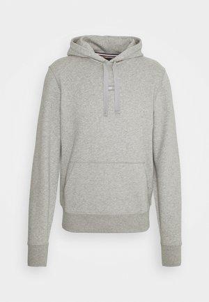 RECYCLED HOODY - Collegepaita - medium grey heather