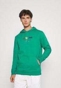 Ellesse - BAZ OH HOODY - Sweatshirt - green - 0