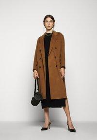 WEEKEND MaxMara - TORBOLE - Classic coat - karamell - 1