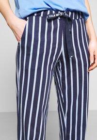 Marc O'Polo - PANTS - Pyjama bottoms - navy - 3