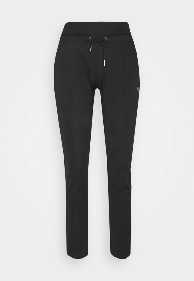 CANDICE - Tracksuit bottoms - black