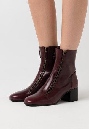 DANY - Classic ankle boots - bordeaux
